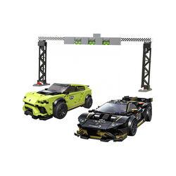 Lamborghini Urus ST-X & Lamborghini Huracán Super Trofeo EVO 76899, , large
