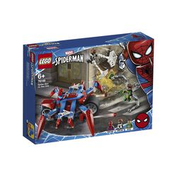 Spider-Man vs. Doc Ock 76148, , large