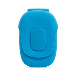 Custodia per ricarica cellulare blu, , large