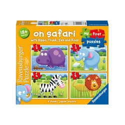 Ravensburger My first puzzle 07301 - Safari, , large