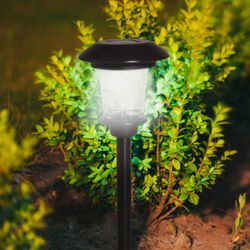 Lampioncini solari da giardino con LED ultra luminoso, set di 4 pz, , large