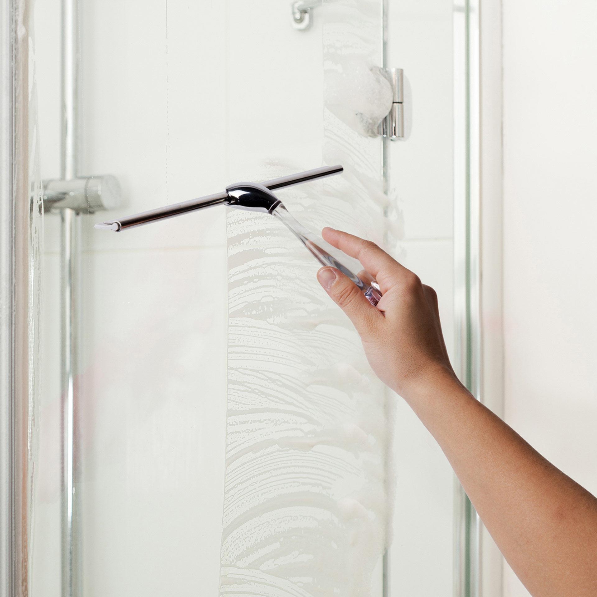Nettoyeur de vitre pour cabine de douche, , large