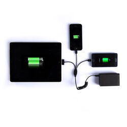 Caricatore multi usb 5 porte, , large