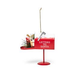 Decorazione in metallo per albero di Natale - Cassetta postale, , large