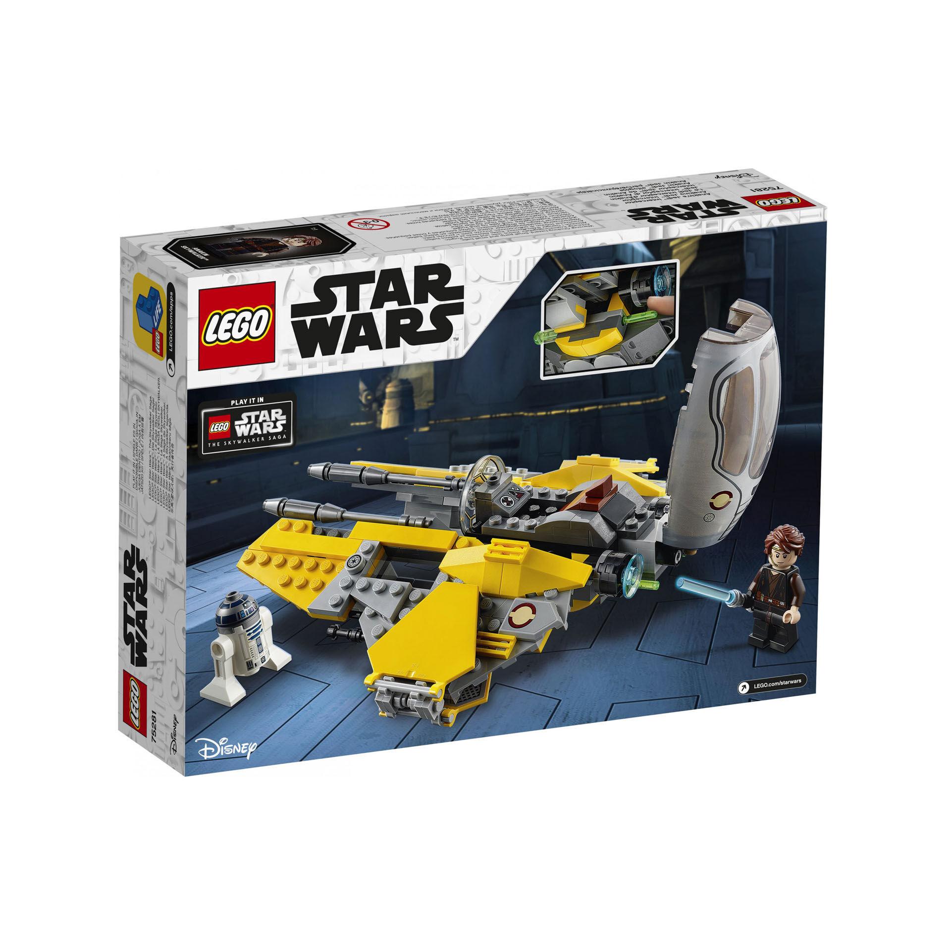 L'intercepteur Jedi d'Anakin 75281, , large
