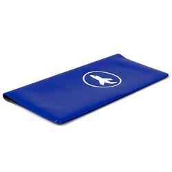 Custodia per documenti da viaggio - Colore blu lucido, blu, large