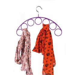 Set 2 grucce porta foulard e sciarpe, , large