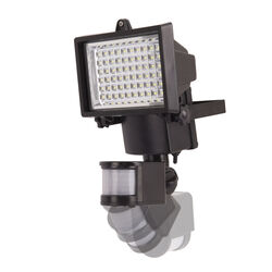 Faretto solare 60 LED ultra brillanti con PIR, , large