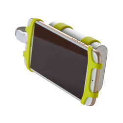 Porta smartphone e powerbank in silicone, , large