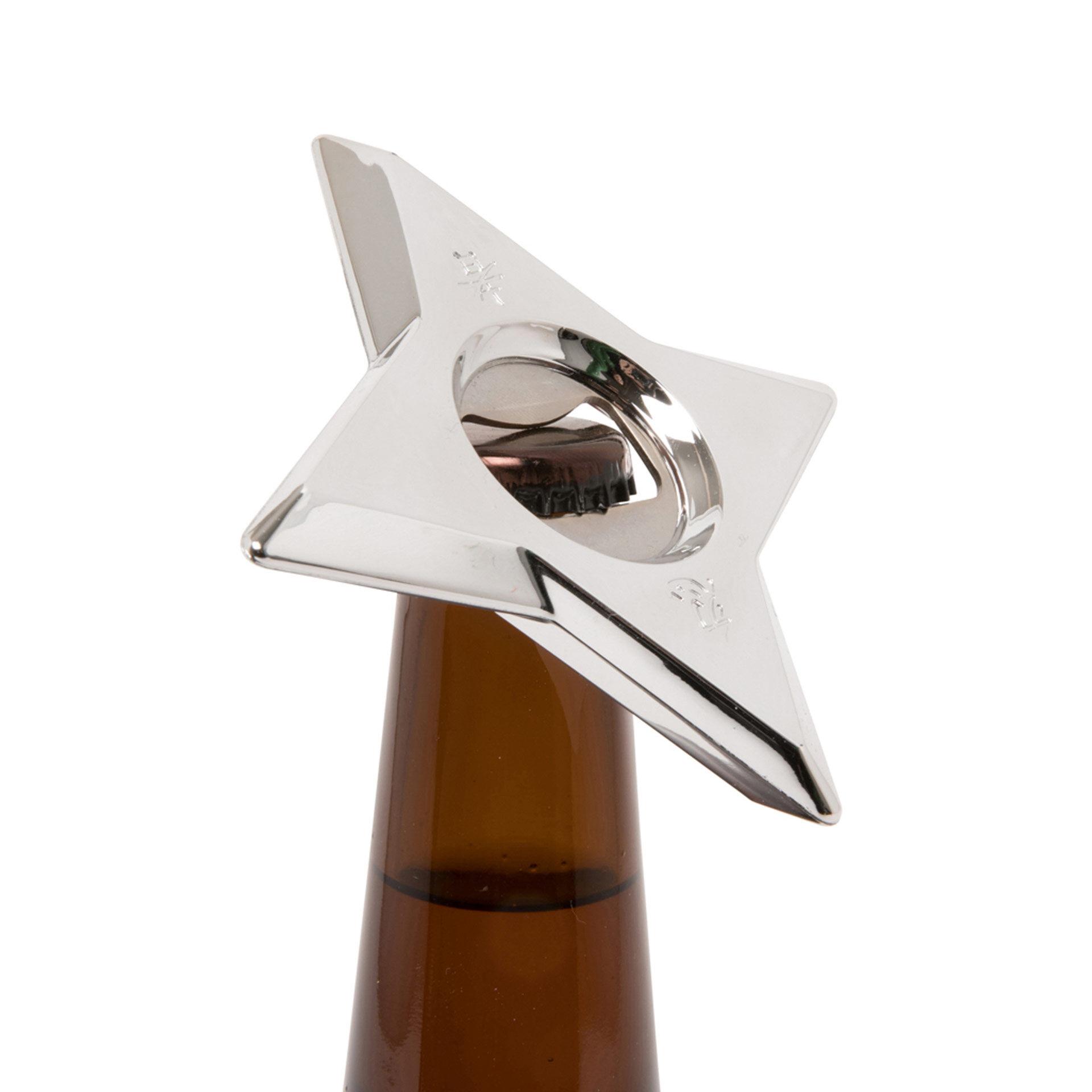 Décapsuleur magnétique étoile ninja, , large