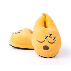 Pantofole emoticon sonno, , large