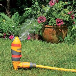 Irrigatore a 360 gradi da giardino, , large