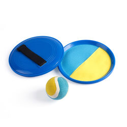 Set 2 racchettoni Catch Ball, , large
