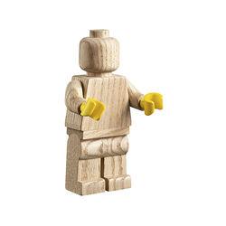 Minifigure di legno 853967, , large