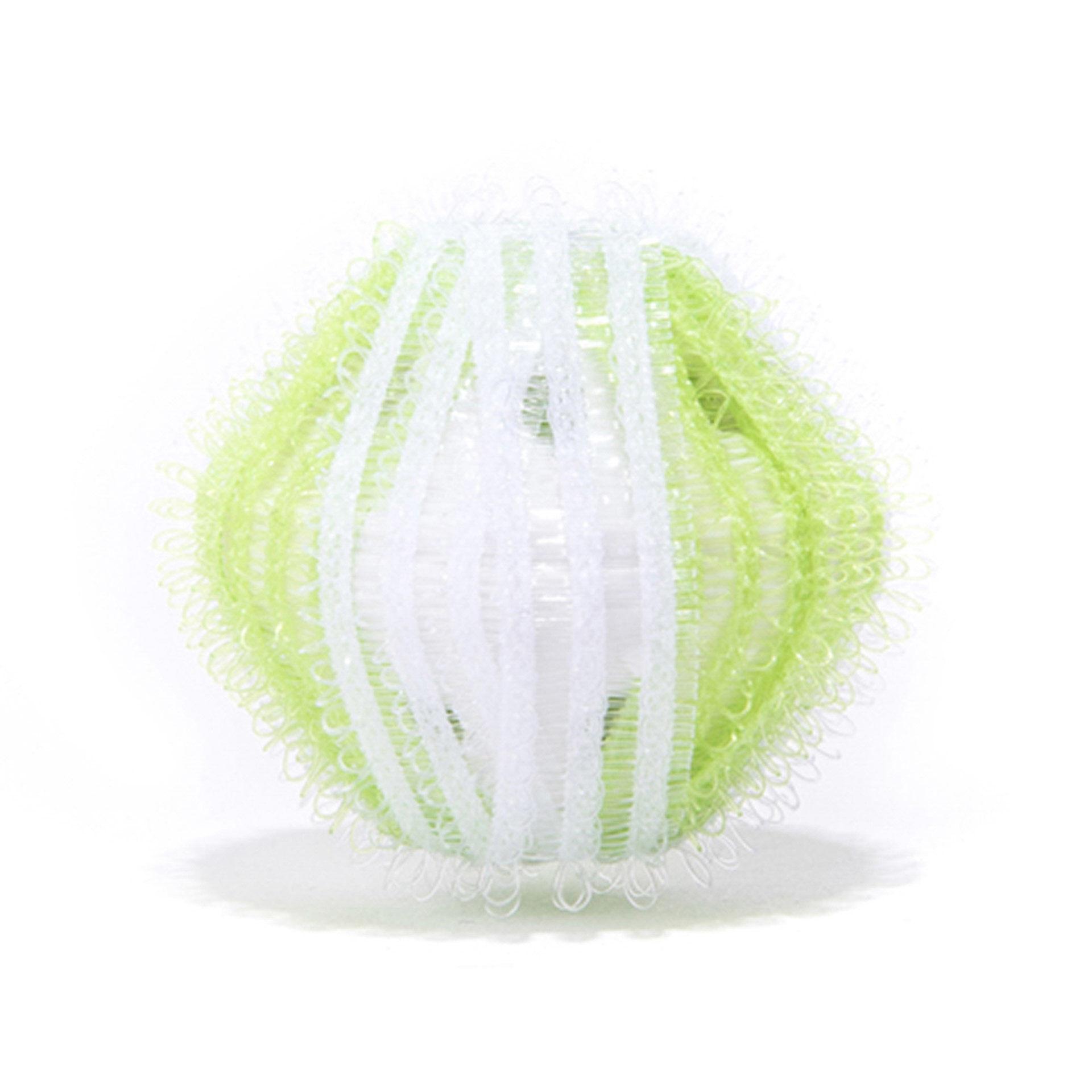 Boules attrape poils et peluches pour lave-linge - Lot de 12 pièces, , large