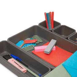 Organizzatore regolabile per cassetti, , large