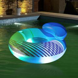 Poltrona galleggiante con luci LED, , large