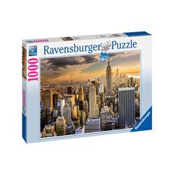 Ravensburger Puzzle 1000 pezzi 19712 - Maestosa New York, , large