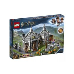 La Capanna di Hagrid: il salvataggio di Fierobecco 75947, , large