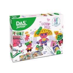 DAS Junior Art Lab Fashion Dolls, , large