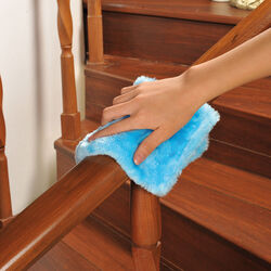 Accessori per pulizia in viscosa e fibra di legno, , large
