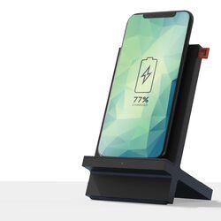 Supporto caricabatteria wireless Q10 - The Sharper Image, , large