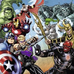 Ravensburger Multipack 21193 - Avengers, , large