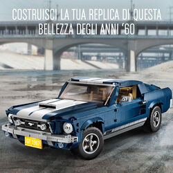 Ford Mustang 10265, , large