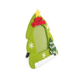 Cornice portafoto albero di Natale - verde chiaro, verde chiaro, large