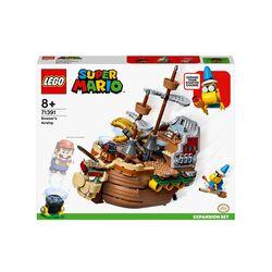 LEGO Super Mario Il Veliero Volante di Bowser - Pack di Espansione, Mattoncini C 71391, , large