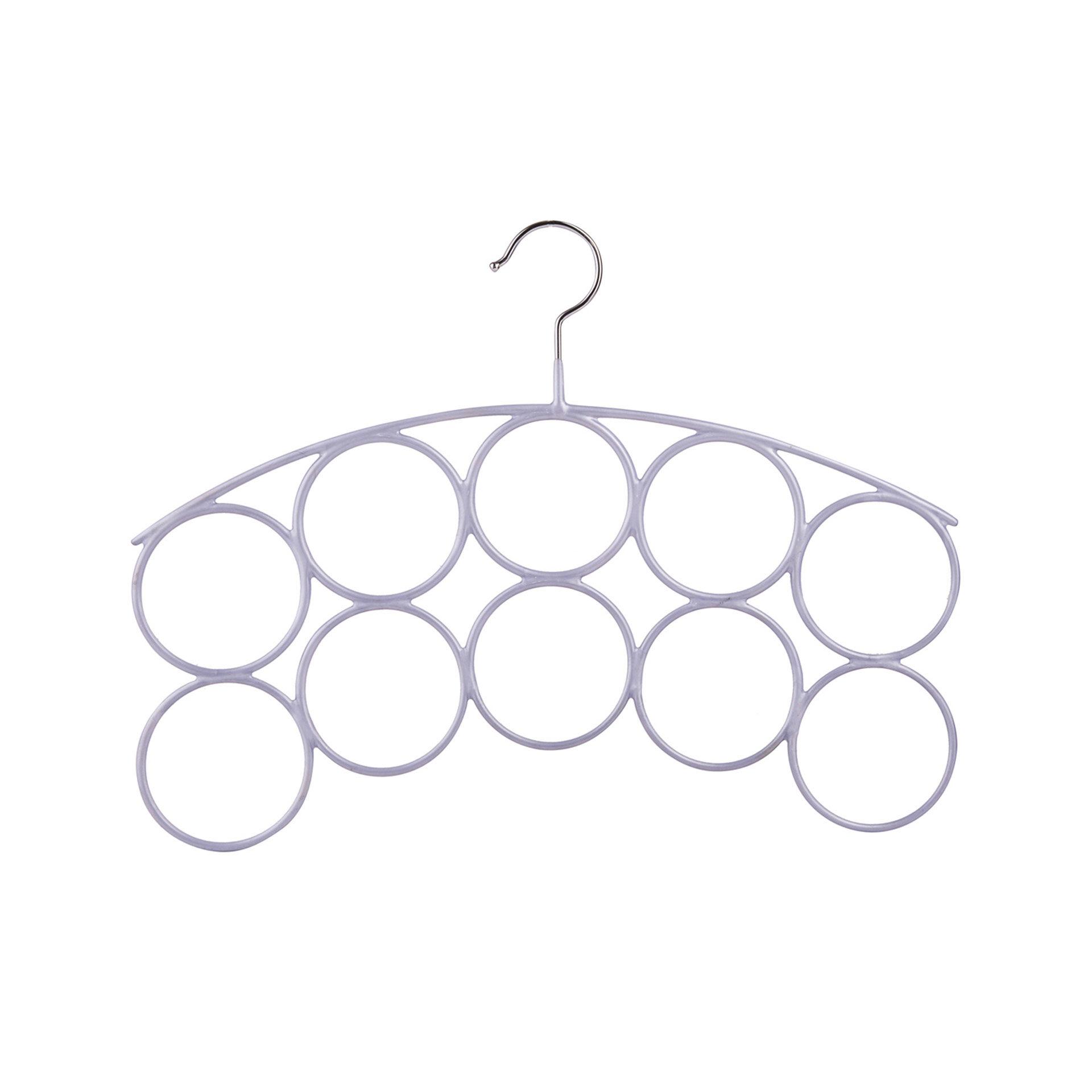 Cintre gain de place pour foulards, , large