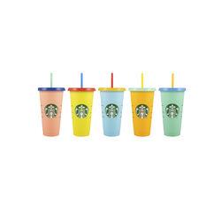 Reusable Cup Set Color Change, , large