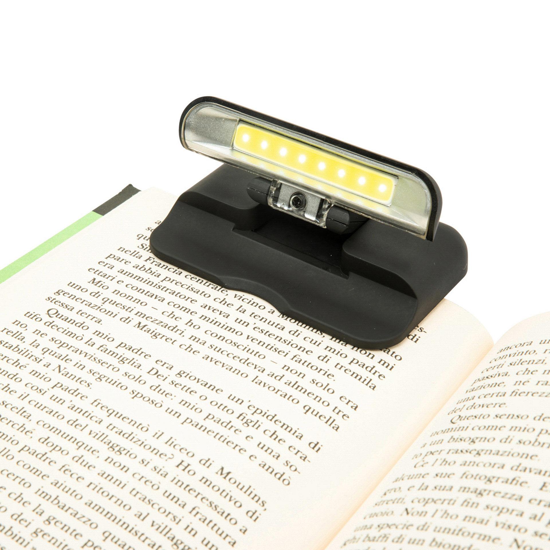 Lampe COB avec clip et aimant, , large