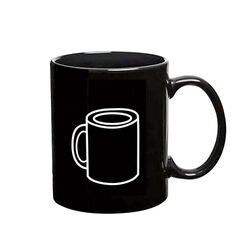 Tazza con disegno Mug, , large