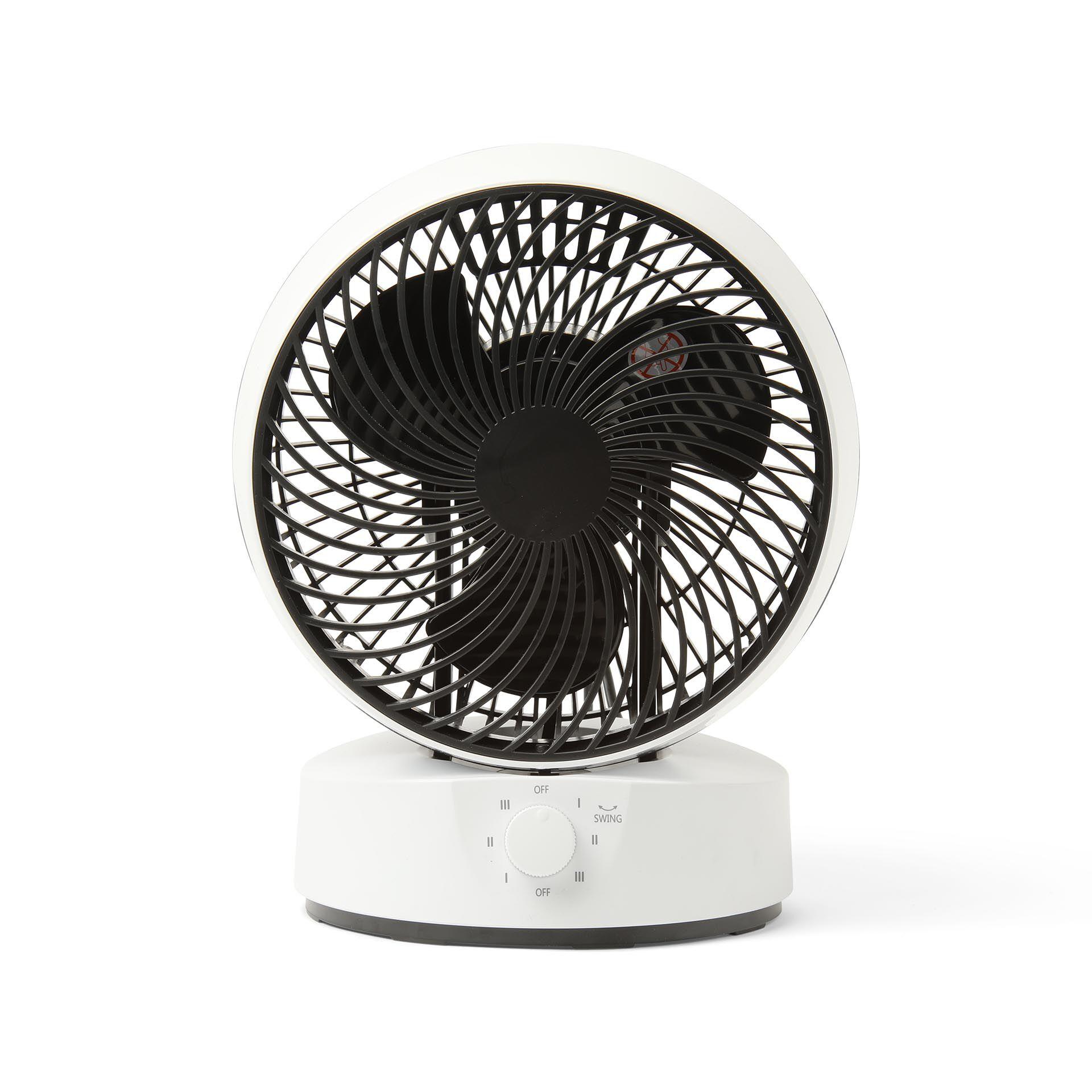 Ventilateur à oscillation horizontale, , large