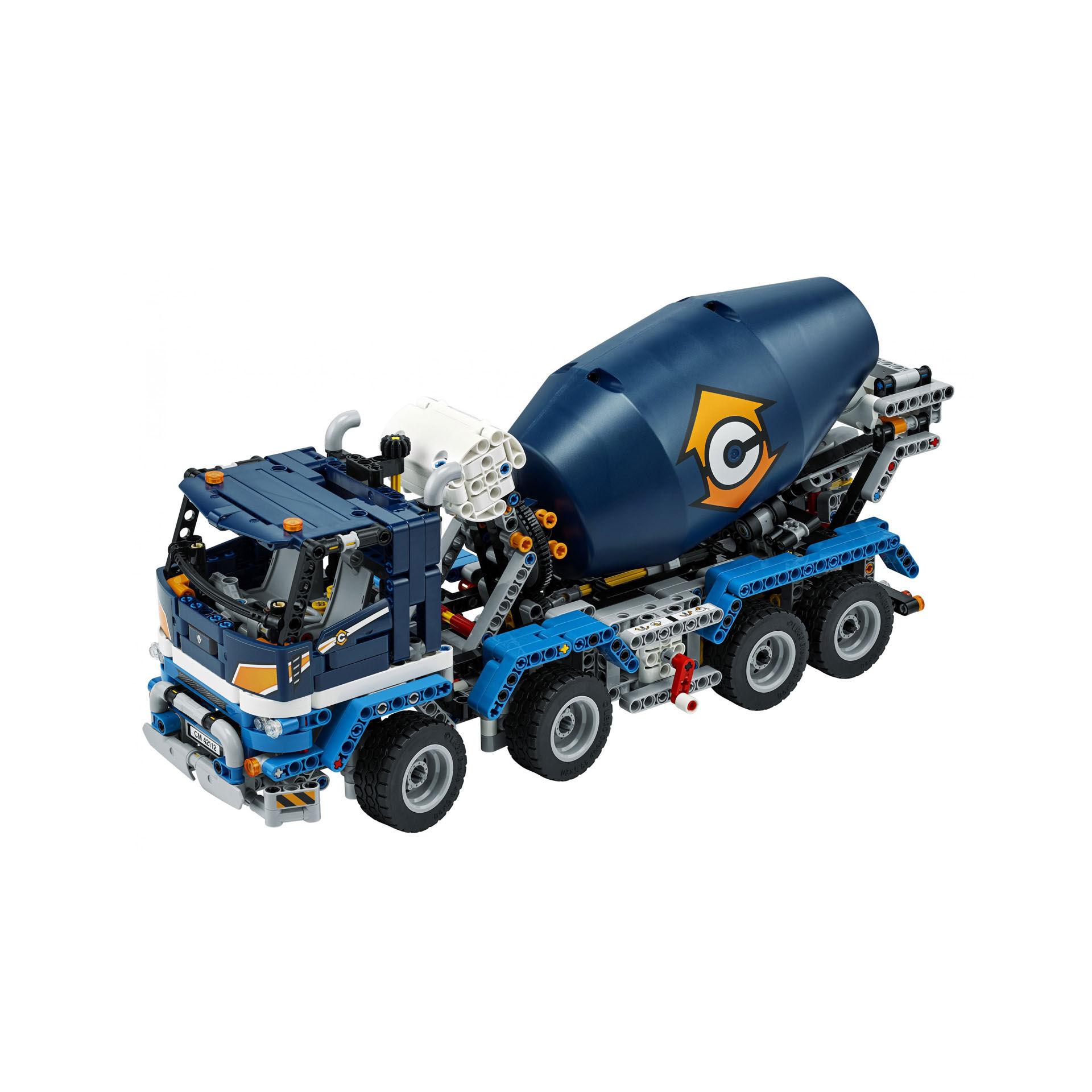 Le camion bétonnière 42112, , large