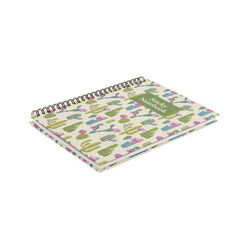 Quaderno con stickers e copertina rigida, , large