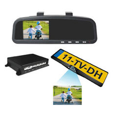 Specchietto / Videocamera per retromarcia, , large