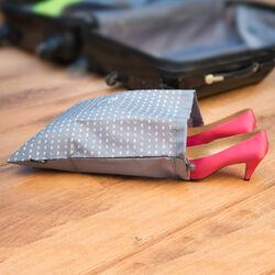 Sacchetto porta scarpe da viaggio, , large