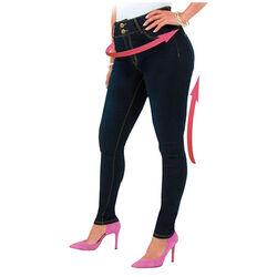 Visti in TV Jeans elasticizzati, , large