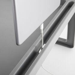 Tavolino pieghevole da letto, , large