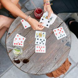 Mazzo di carte da poker Dal Negro, , large