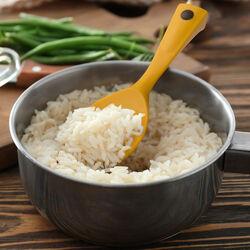 Mestolo in silicone per riso, , large