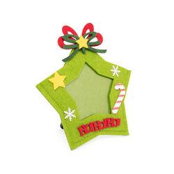 Cornice portafoto stella - verde chiaro, verde chiaro, large