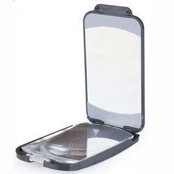 Specchietto con lente multifunzione per cellulare, , large