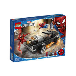 LEGO Super Heroes Spider-Man e Ghost Rider vs. Carnage 76173, , large