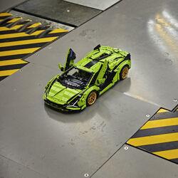 Lamborghini Siàn FKP 37 42115, , large