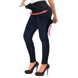 Visti in TV Jeans elasticizzati taglia s m, , large
