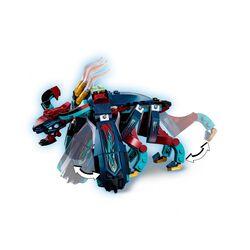 LEGO Marvel L'Imboscata Del Deviant!, Minifigure Supereroi, Giocattoli Bambini 76154, , large