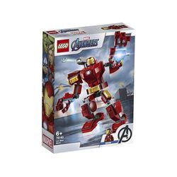 Mech Iron Man 76140, , large